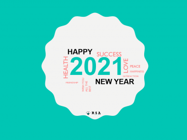 We wish you a happy and healthy new year for 2021 !